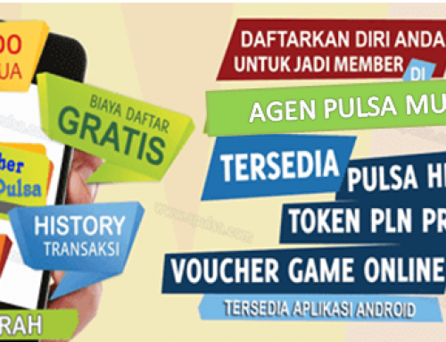 Tips Memilih Agen Pulsa Murah All Operator